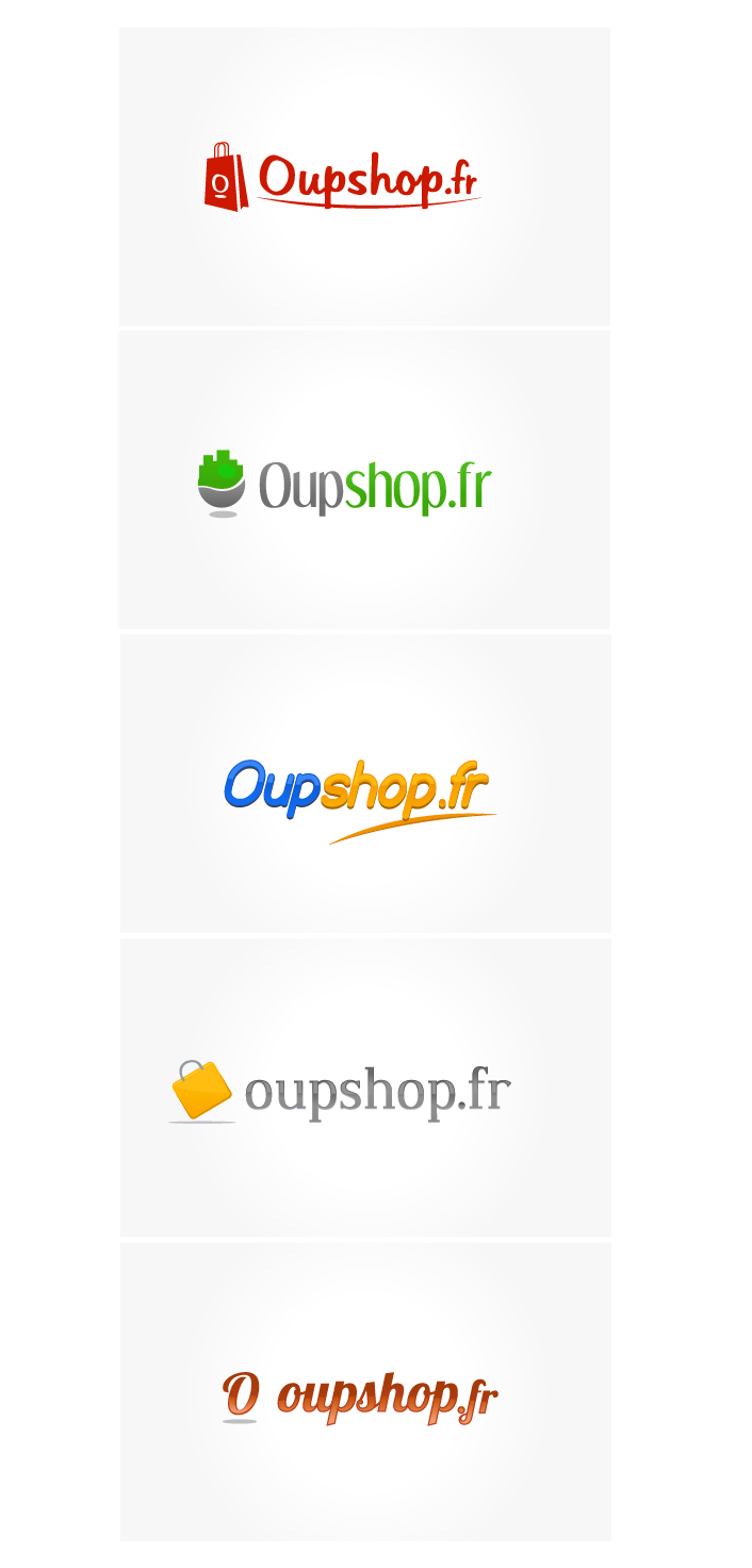 creation Création logo >> Oupshop