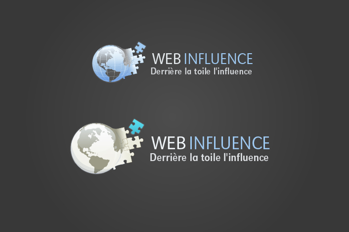 creation Création logo corporate >> Webinfluence